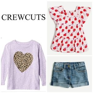 Crewcuts Size 8 bundle